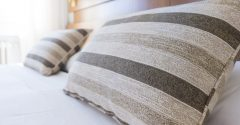 Comfortable and practical textiles for interiors
